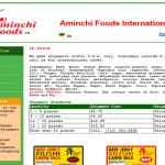 aminchifoods.com